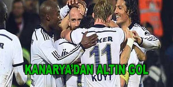Balıkesirspor 0-1 Fenerbahçe
