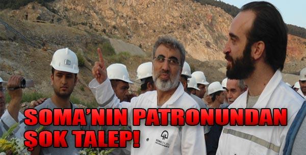 Can Gürkan'dan Şok Talep!