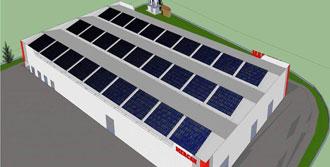 Türkiye'nin En Büyük Güneş Santrali