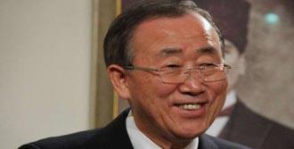 Ban Ki Moon: 'Ateşkes Sağlanmalı'