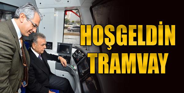 Hoşgeldin Tramvay!