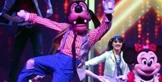 Mickey Mouse Samsun'da