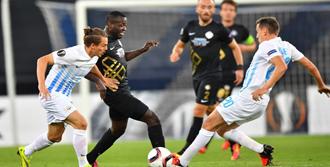 Zürih 2-1 Osmanlıspor
