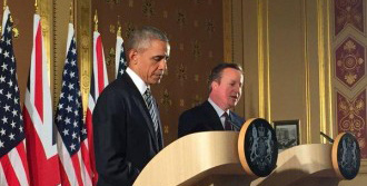 Obama İngilizlere 'AB'den Çıkmayın' Dedi