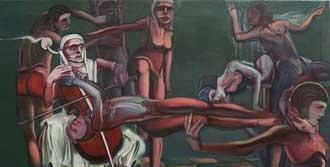 'Barbarların Seyir Defteri'