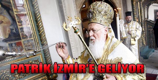 Patrik İzmir'e Geliyor