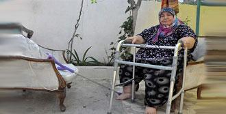 180 Kiloluk Necla'nın Akülü Sandalye İsteği Uygun Bulunmadı