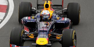 Vettel Yerini Kaptı!