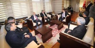 'Güvenlik Toplantısı' Ağrı'da Yapıldı