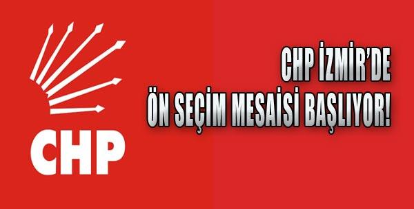 CHP'de Mesai Başlıyor!