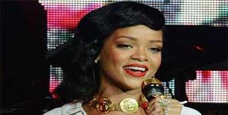 Rihanna'dan Hastanaye Bağış