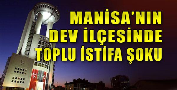 MHP'de Toplu İstifa Krizleri Bitmiyor