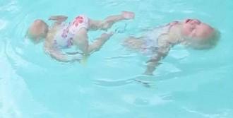 Sevimli Yüzücü
