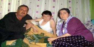 16 Yaşındaki Orhan, 'Progeria' Hastası