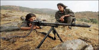 13 PKK'lı Teslim Oldu