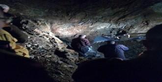 17 Gün Önce Açılan Madende Göçük!