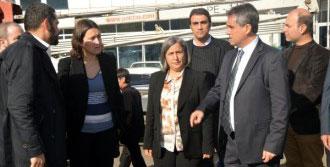 Ap Raportörü Diyarbakır'da