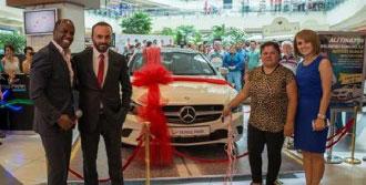 Cep Telefonu Aldı, Mercedes Kazandı