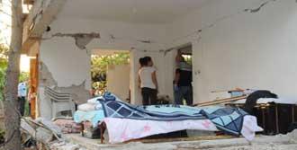 Muğla'da Tüp Patladı 4 Yaralı