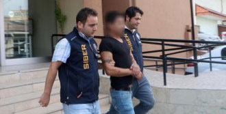 3 Kıza İnternet Üzerinden Çıplak Şantaja Tutuklama