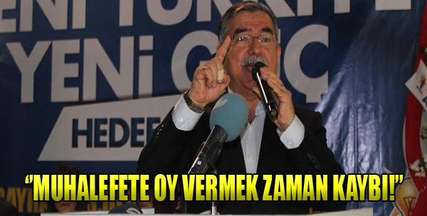 Yılmaz İzmir'den Yüklendi!