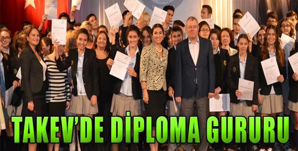Diplomalarını Aldılar
