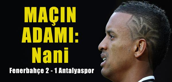 Fenerbahçe 2 - 1 Antalyaspor