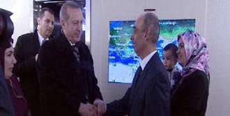 Hacı Hamdi Türkiye'de