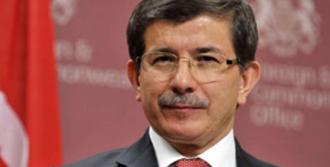 Bakan Davutoğlu: 'Kimse Bizi Dize Getiremez'