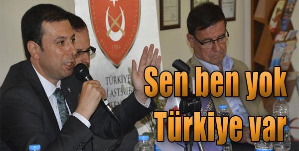 'Tek Sevdamız Türkiye'