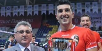 Turnuvada Şampiyon Halkbank