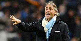 Mancini'nin Menajerinden Flaş Açıklama