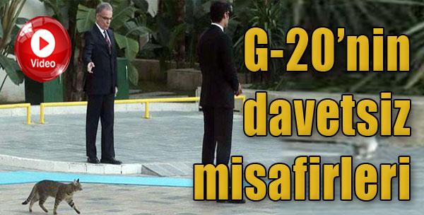 G-20'nin Davetsiz Misafirleri Güvenliği Aştı