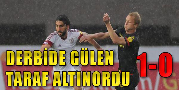 Altınordu-Göztepe:1-0