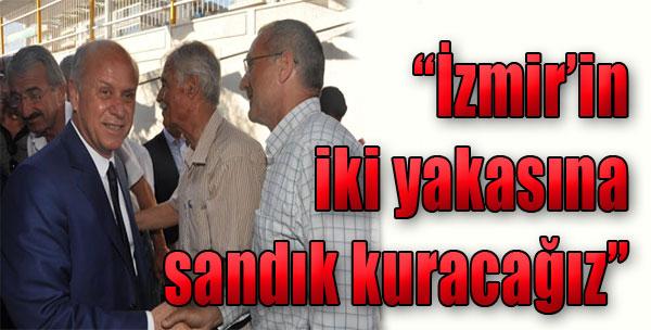 'Bu Referandum İzmir'i Birleştirecek'