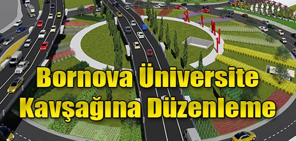 Üniversite Kavşağına Düzenleme