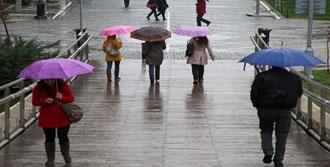 İzmirliler Dikkat, Yağmur Geliyor!