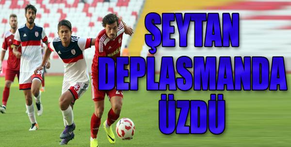 Sivasspor 2-1 Altınordu