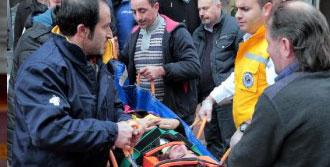 Samsun'da Asansör Kazası: 2 Yaralı
