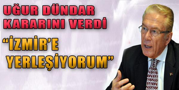 'İzmir'e Yerleşiyorum'
