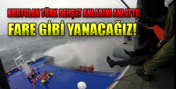 13 Türk Kurtarıldı!