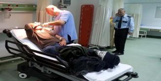 2 Kardeş, Miras Kavgasında Birbirini Yaraladı