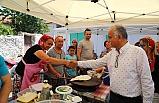 Bayraklı'da 'lezzetli' şenlik: Başkan'dan müjde