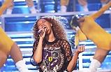 Beyonce festivale damgasını vurdu