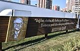 Büyük usta 40 yıl yaşadığı İzmir'de unutulmadı