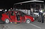Denizli'de feci kaza: Çok sayıda ölü var!