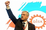 DİSK Başkanı, İzmir'den aday olacak!