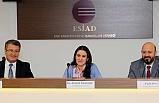 ESİAD, TÜSİAD'ın baş ekonomistini ağırladı
