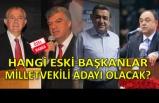 CHP'li eski il başkanları açıkladı