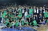 EuroCup şampiyonu Darüşşafaka!
